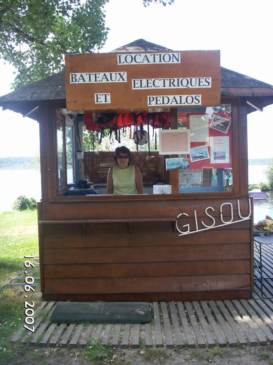 Bienvenue chez Gisou