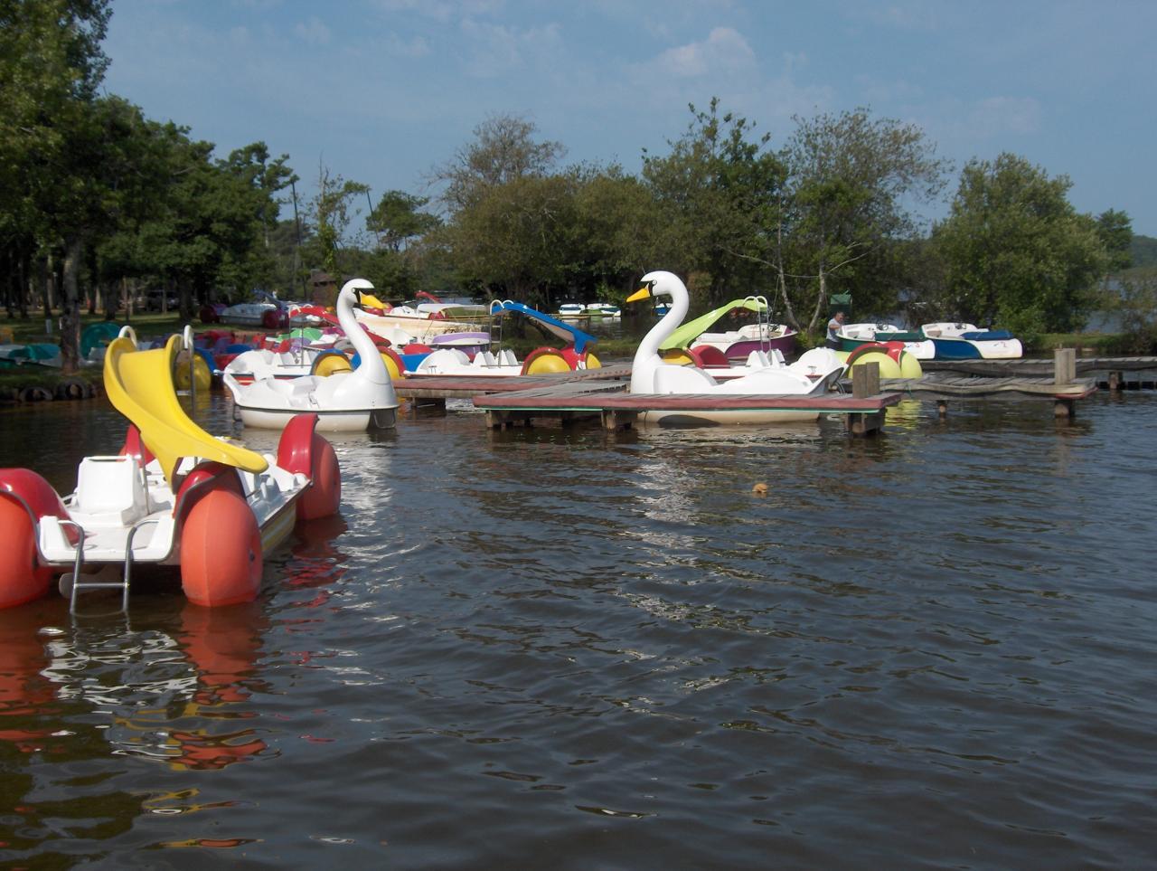 Chez Gisou en arrivant du Lac